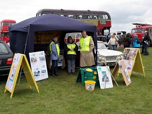 The Rotary Club of Abingdon Vesper at the Abingdon Air Show