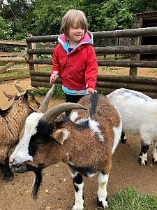 KidsOut day at Cotswold Wildlife Park